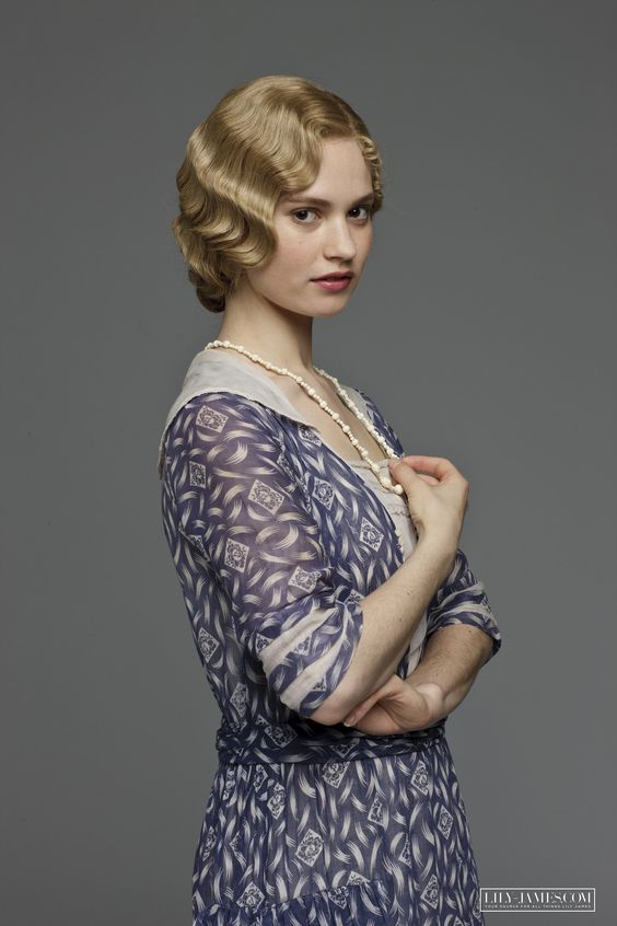 Lily James (17)