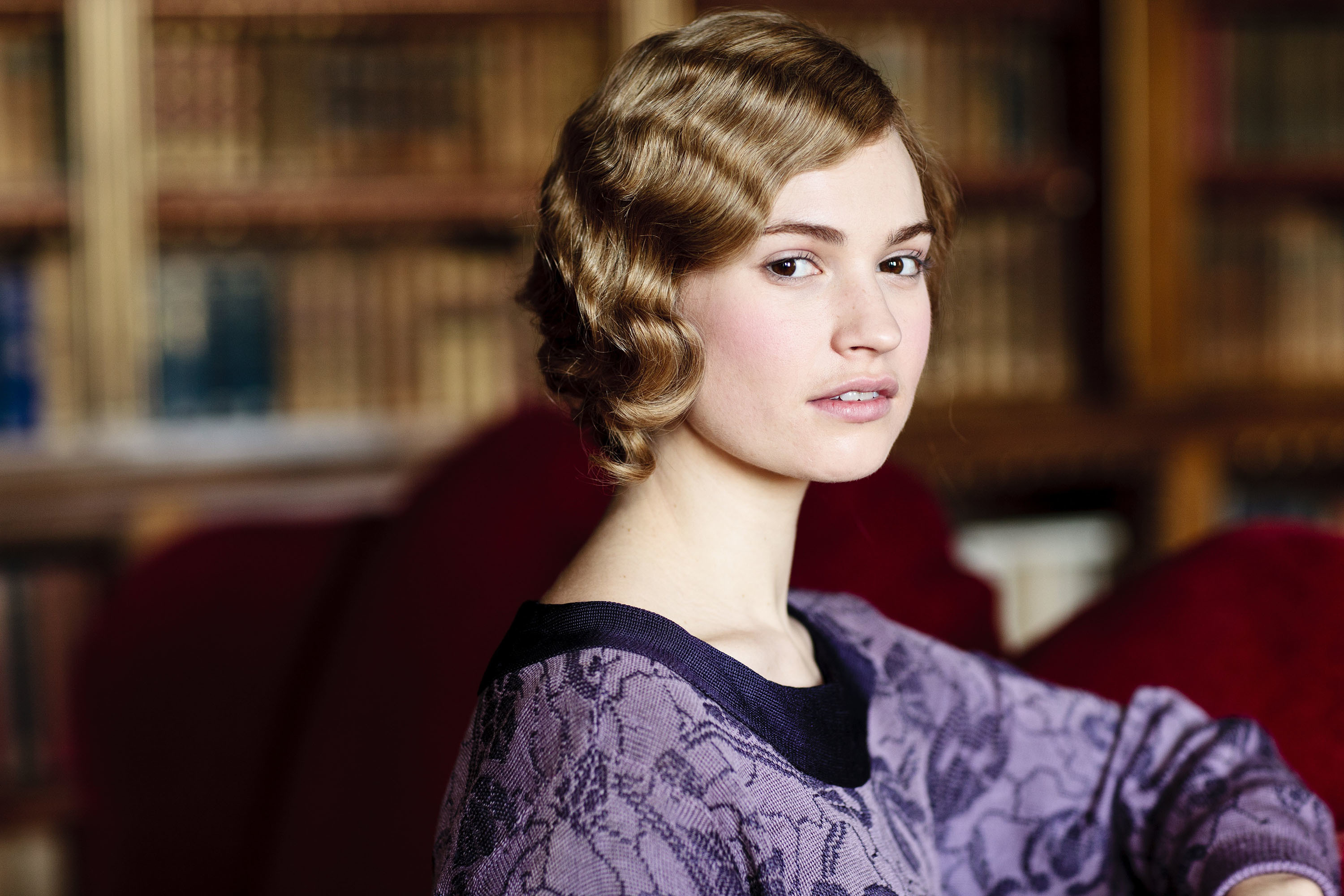 Lily James (16)