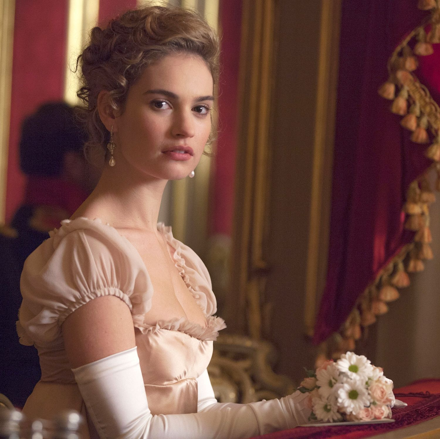 Lily James (19)