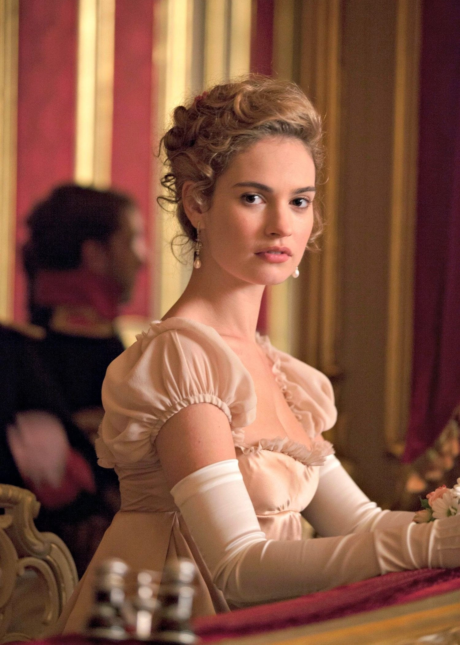 Lily James (21)