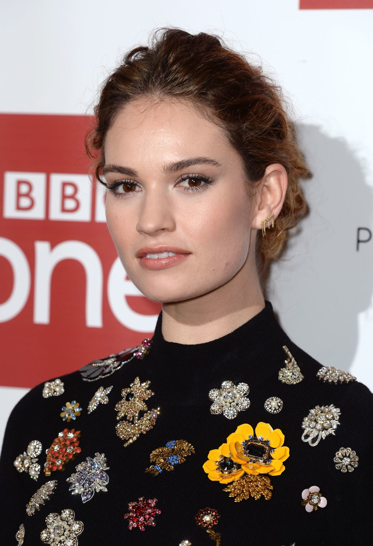 Lily James (27)