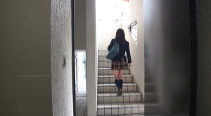 【階段女子●生物語 若月まりあ】のアダルト天国を見る