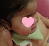 お風呂2歳8か月