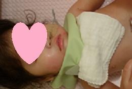 お風呂シャワー2歳7か月