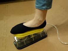 足踏み式吸引機②