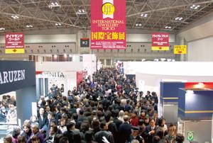 第22回国際宝飾展2011年1月26日(水)