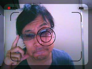 999.9フォーナインズ.やはりこのようなサングラスを掛けるとちょっと怖く見せたなっちゃうな↓S-590T