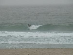 さぁ~テイクオフー!!!一生に一度のこの波をこれから楽しむぞっ!って瞬間ですね☆下田 サーフィン