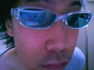 かなりきつい僕のドアップ画像!NPM-11のカッコ良さは最強です! 静岡 アラカワ時計店