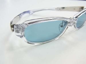 フォーナインズのクリアーセルのきれいさを活かした濃い目のブルーレンズ♪ NPM-11 COL2000