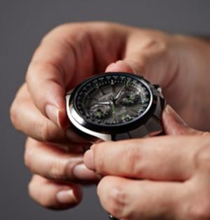 新しい最先端の技術が詰め込まれたこのGPS搭載の腕時計がシチズンサテライトウェーブが素晴らしくカッコイイ☆