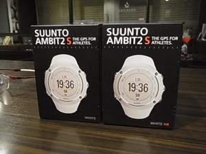 スントAMBIT2 Sの最新数量限定モデルが入荷していました♪遅れた報告ですいません!