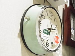 時間を合わせる位置が左側に☆このデザインたまらない!良い味出してます☆