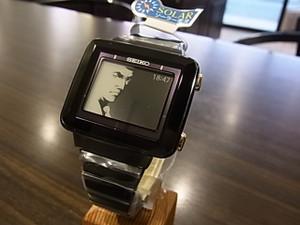 SEIKOとゴルゴ13のコラボレーション時計が素晴らしい♪