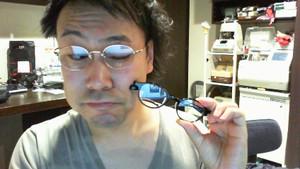 ARAKAWA試着バージョンのS-141Tが・・・どこか・・・悲しんる・・・!?ちーーーーーん。片手には同様のスタイルAP-05がっ!!!ごまかした!