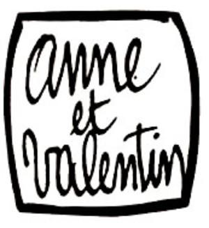 Anne et Valentin(アン・バレンタイン)旧ロゴデザイン!?