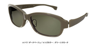 Fournines,Feelsun,F-09NPCOL451ダークベージュ
