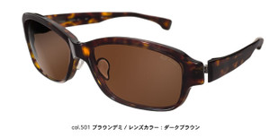 Fournines,Feelsun,F-09NPCOL501ブラウンデミ