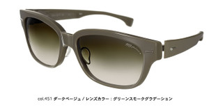 FourNines,Feelsun,F-08NPCOL451ダークベージュ