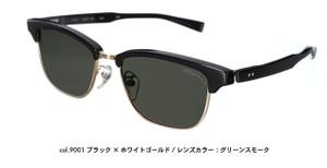 FourNines,Feelsun,F-01MCOL9001 ブラック×ホワイトゴールドメタル