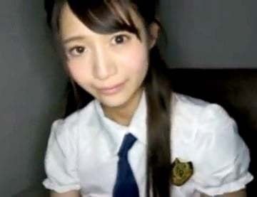 【jkが行く瞬間の動画】学校で一番可愛いアイドル女子校生がまさかの中年オジサンの性ペットでしたww