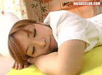 【日本人のオナニー動画】ナースコスプレをした綺麗なお姉さんのオナニーをこっそり撮影しました!!!