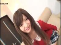 【抜き抜きピック 無料動画】可愛すぎるめっちゃ可愛いニーハイ美女が笑顔でオチンチンをお口でぺろぺろしてくれます!