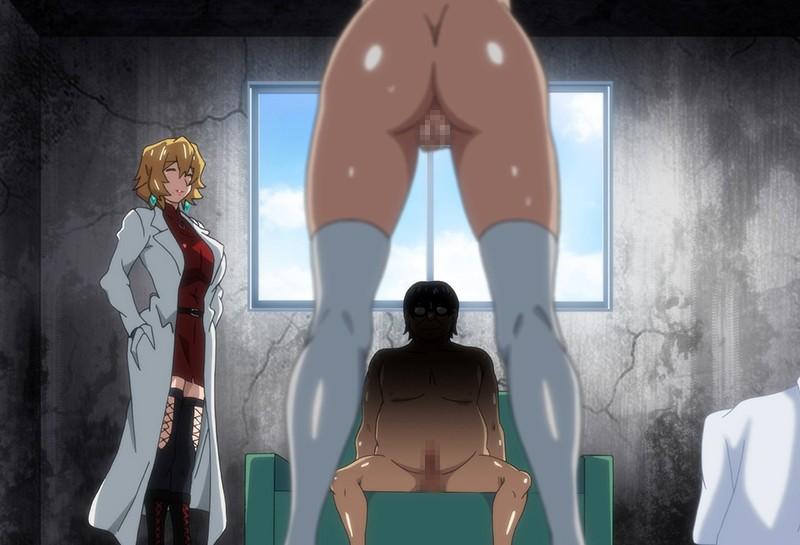 OVA裏・受胎島 #1この島で生き残る為には男性のザーメンが必要不可欠である・・。