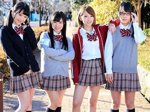 椎名そら あべみかこ 「あいつ連れてきてヤッちゃおーぜw」童顔痴女集団に捕まり強制中出しさせられるクラスメイト