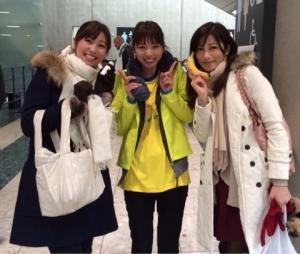 加藤多佳子東京マラソン画像2