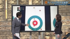 カーリング藤澤五月お尻画像1