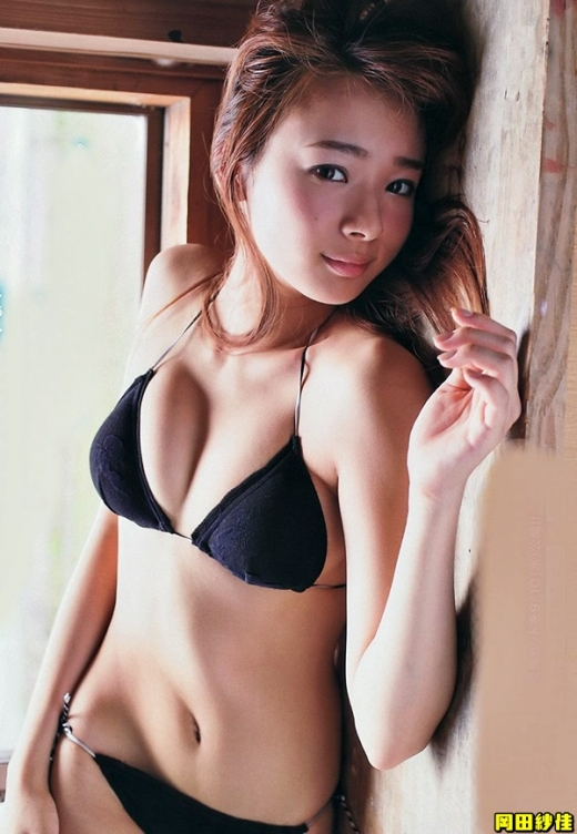 岡田紗佳の画像です056