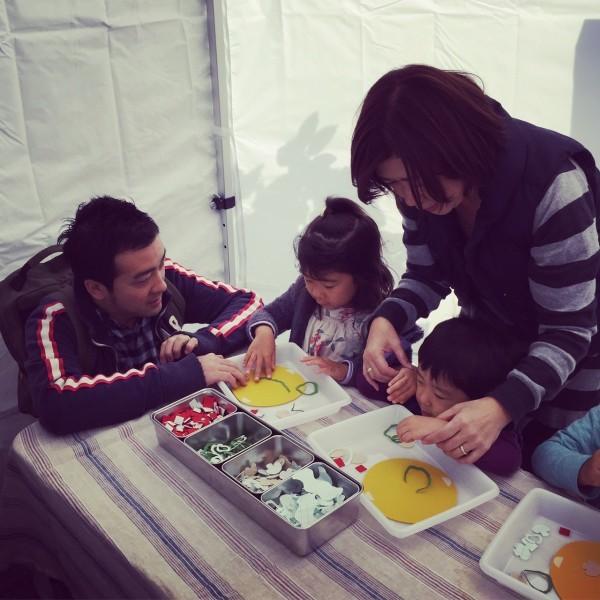 201511月家族の文化祭9