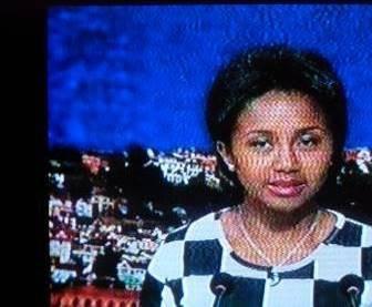 マダガスカルのアナウンサー(丸顔)
