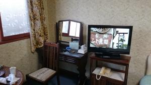 柳田旅館 ツインベッド洋室2