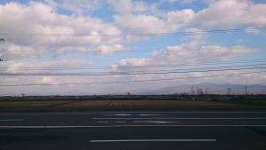 新十津川村郊外。