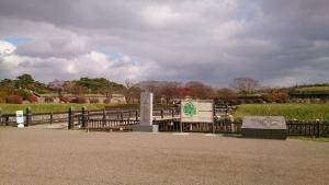 函館市内、五稜郭
