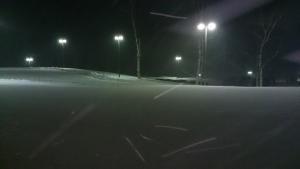ニセコノーザンリゾート・アンヌプリ 雪の夜