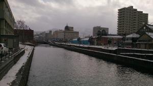 小樽運河。