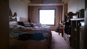洞爺パレス、部屋。