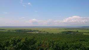 細岡展望台からの眺望1