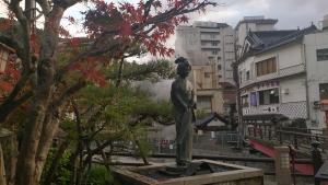 湯村温泉 夢千代日記
