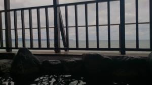 海色・湯の宿 松月、大浴場・露天風呂