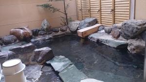 海色 湯の宿 松月、貸切風呂3