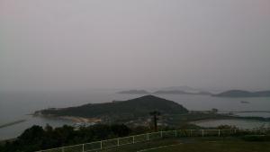 海眺の宿 あいお荘 部屋からの眺望