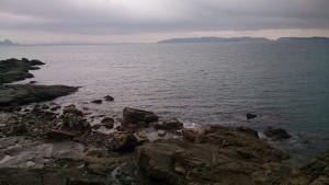 神崎鼻、海岸遊歩道2