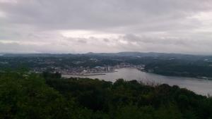 風の見える丘公園、眺望2