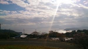 岡山ブルーライン 一本松展望園