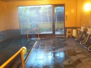 鷹の家、大浴場、内湯1