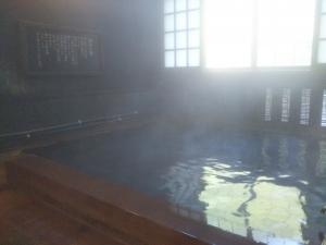 御客屋、姫肌の湯、内風呂。